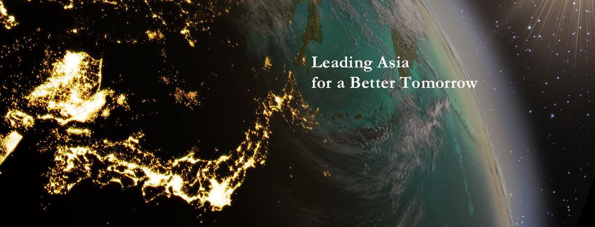 Leading Asia for a Better Tomorrow